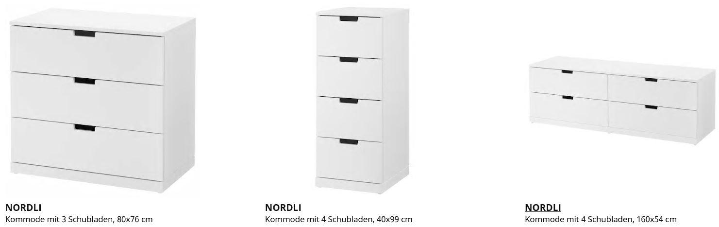 Ikea Kommode Test Und Erfahrung Die Besten Kommoden Von Ikea