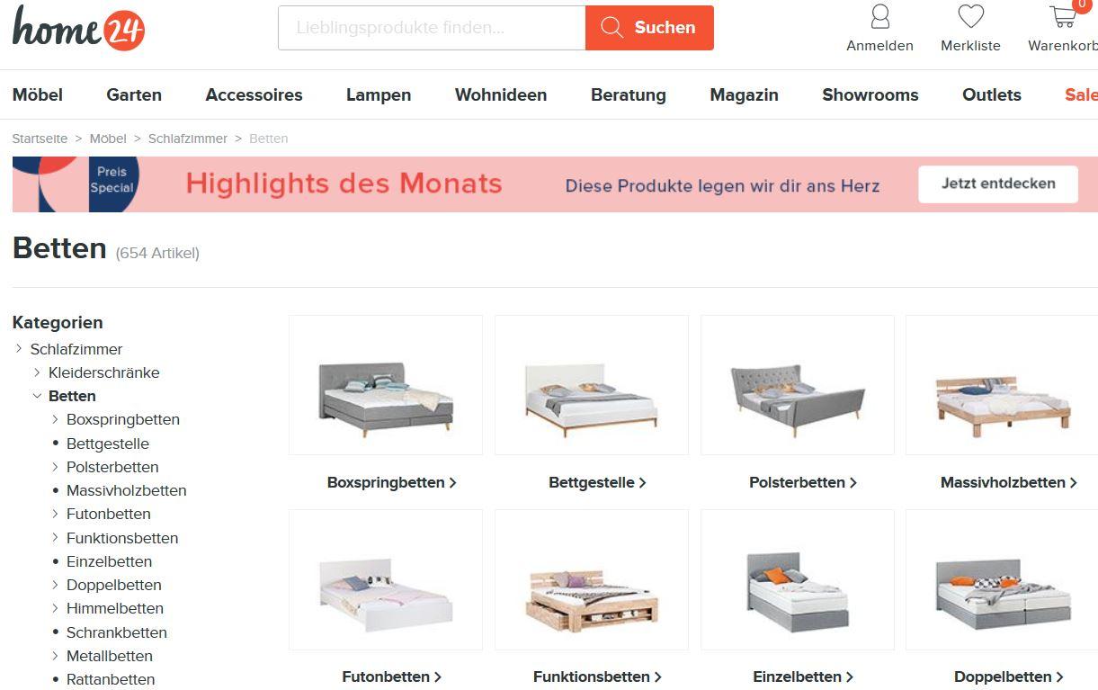 Bett Online Kaufen Erfahrungen Und Tipps