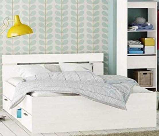 Ikea Nordli Bett Schubladen Einsetzen - Test 6